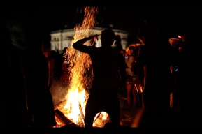 Hedsor House party for Medicines Sans Frontiers by Destination wedding videographers Kissing Gate Films