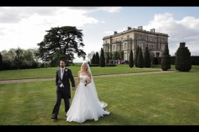 Hedsor House Wedding Videos by Destination Wedding Videographers Kissing Gate Films
