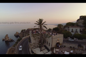 taormina wedding video from www.kissinggatefilms.com