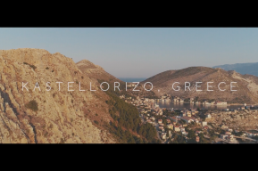 Kastellorizo greece wedding video