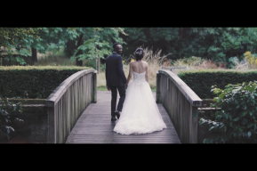 London Wedding Video Tudor Barn Eltham Kim + Kofi by Destination Wedding Videographers Kissing Gate Films