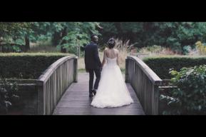 London Wedding Video Tudor Barn Eltham Kim + Kofi by Destination Wedding Videographers Kissing Gate Films