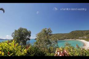Hamilton Island Wedding Video, Whitsundays Wedding Video, Australia Wedding Video by Destination Wedding Videographers Kissing Gate Films