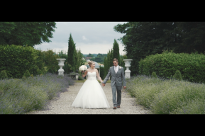 Chateau La Durantie South France Wedding Video by Destination Wedding Videographers Kissing Gate Films