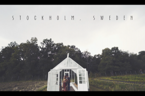 Stockholm Wedding Video Sweden Wedding Video by Destination Wedding Videographers Kissing Gate Films